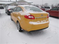2011 FORD FIESTA 182875 KMS