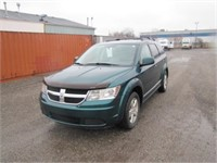 2009 DODGE JOURNEY 206000 KMS