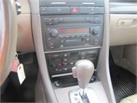 2003 AUDI A4 CONVERTIBLE 221500 KMS
