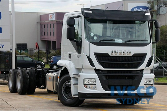2020 Iveco Stralis Iveco Sydney  - Trucks for Sale