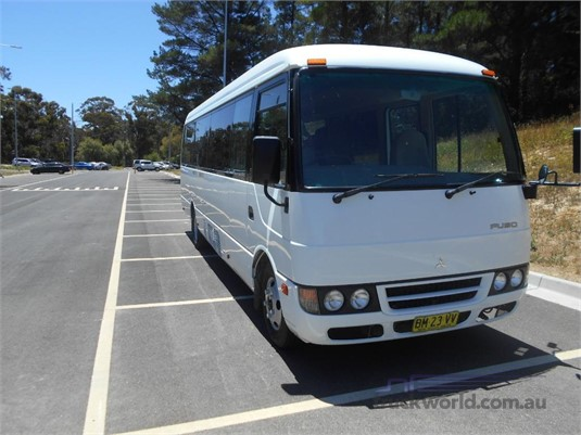2011 Mitsubishi Rosa Deluxe Auto Bill Slatterys Truck & Bus Sales  - Buses for Sale
