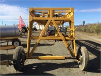 WELLCO MFG 29' HD Implement Carrier