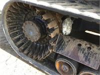 CHALLENGER 75E Belted Crawler