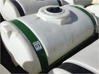 Set of (2) SNYDER 200 Gallon Poly Side Tanks