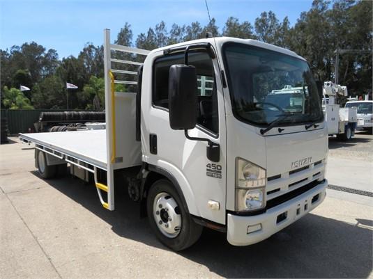 2008 Isuzu NQR 450 Long - Trucks for Sale
