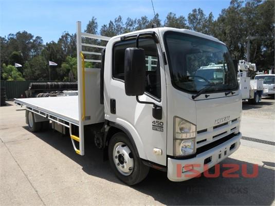 2008 Isuzu NQR 450 Long Used Isuzu Trucks - Trucks for Sale