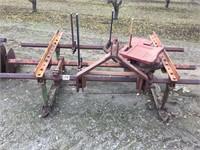 """Custom 3-Pt Single Row 60"""" Cultivator Sled"""
