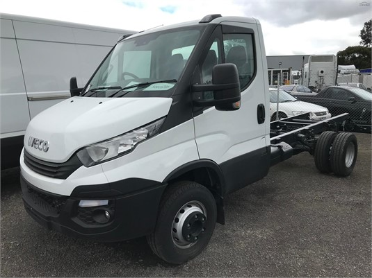 2018 Iveco Daily 70C17 - Trucks for Sale