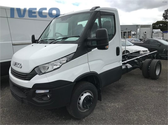 2018 Iveco Daily 70C17 Iveco Trucks Sales - Trucks for Sale