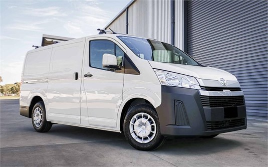 2019 Toyota Hiace - Light Commercial for Sale