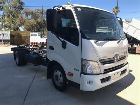 2012 Hino 300 616 Adelaide Quality Trucks & AD Hyundai Commercial Vehicles - Trucks for Sale