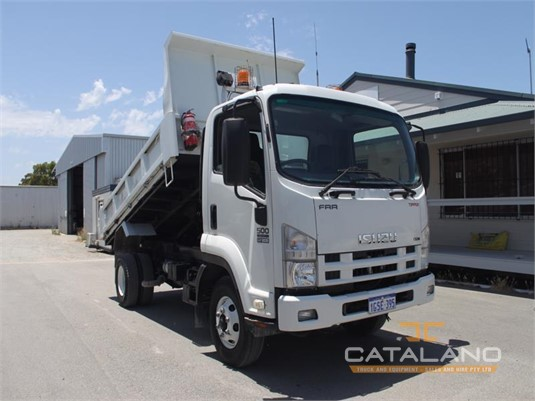 2008 Isuzu FRR 107 210 Catalano Truck And Equipment Sales And Hire - Trucks for Sale