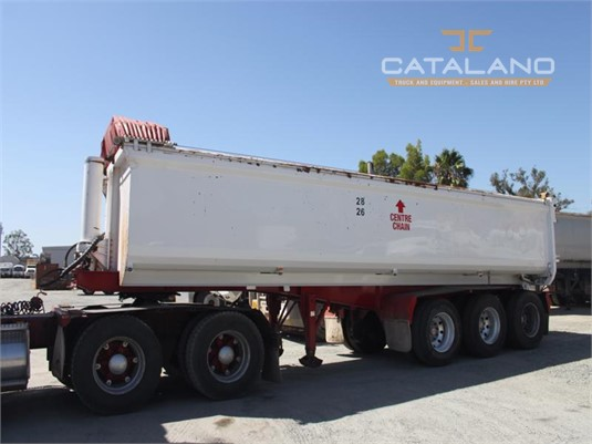 2014 Dm Engineering Other Catalano Truck And Equipment Sales And Hire - Trailers for Sale