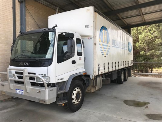 2006 Isuzu FVZ1400 - Trucks for Sale