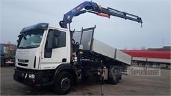 IVECO EUROCARGO 160E25  used