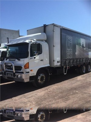 2007 Hino 500 Series 1727 GH Hume Highway Truck Sales  - Trucks for Sale