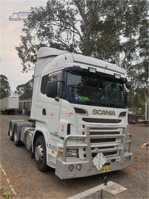 2011 Scania R620 - Trucks for Sale