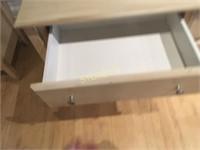 Ambrosia Maple 6 Drawer Dresser - 53 x 19 x 30