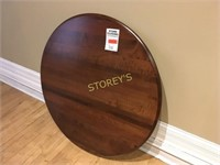"""42"""" Solid Maple Table Top Only"""