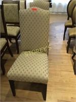 Cushioned Parson Chair
