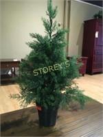 "Faux Xmas Tree - 30"""