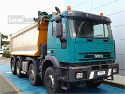 IVECO TRAKKER 440  used