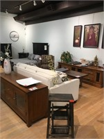 High-End Furniture Online Auction