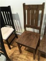 Slat Back Ambrosia Maple Side Chair