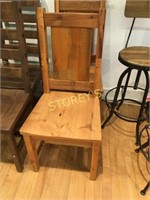Solid Maple Dining Chair