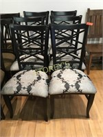 Dbl X Upholstered Dining Chair