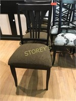Upholstered Maple Pomdale Dining Chair