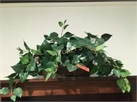 Faux Plant Display