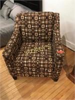 Swirl Accent Chair - $1100 Retail
