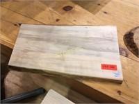20 x 12 Ambrosia Maple Charcuterie Board