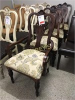 Shell Side Maple Dining Chair