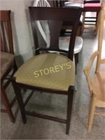 """26"""" Upholstered Bar Stool - Maple"""