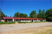 Juneau County WI Real Estate Auction on Bar, Home & Motel