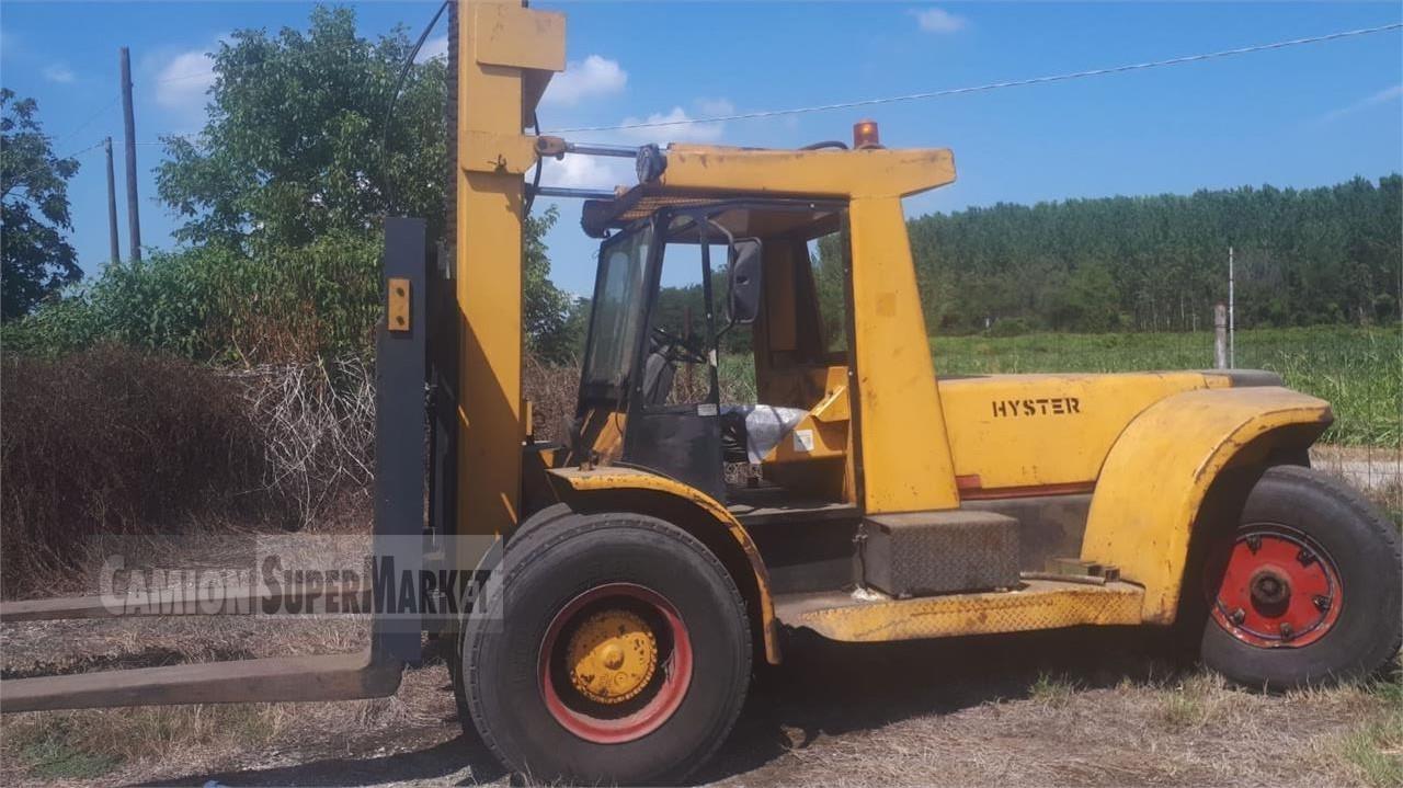 Hyster E120XL Usato 1990