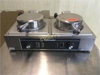 Toastmaster Double Waffle Griddle