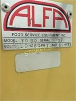 Alfa Food Processor - TO80