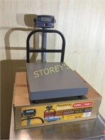 New Tor-Rey Recieving Scale - EQB-100