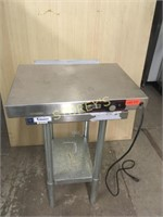 APW Flat Top Warmer - 24 x 18
