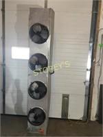 4 Coil Refrigeration Condensor - 92 x 14
