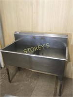 2 Well S/S SInk - 51 x 24 x 36
