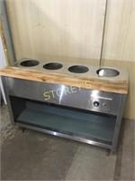 4' Steam Table - 48 x 18 x 35
