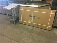 New S/S Table in Box - 30 x 60