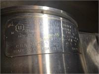 Cleveland Tilting Kettle - 3qrt - KET-3T
