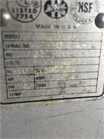 """Hobart 11"""" Meat Band Saw - Model: 5212"""
