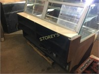 """CDS 77"""" Refrigerated Pastry Case"""