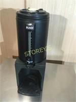 Bunn Coffee Dispenser & Stand